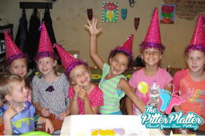 Pitter Platter Birthday Guide
