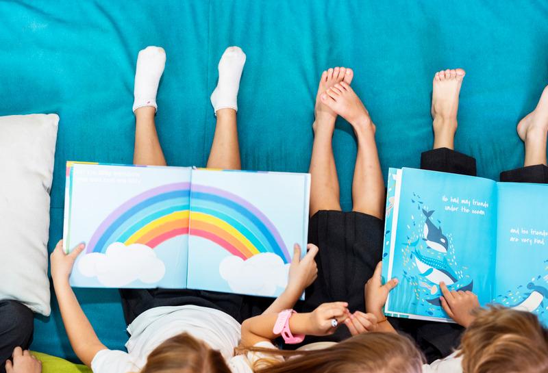 5 Kids Books to Celebrate Pride Month