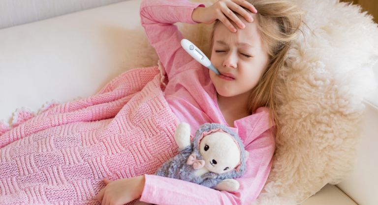 10 Tips and Tricks For Battling Sickness In The Home