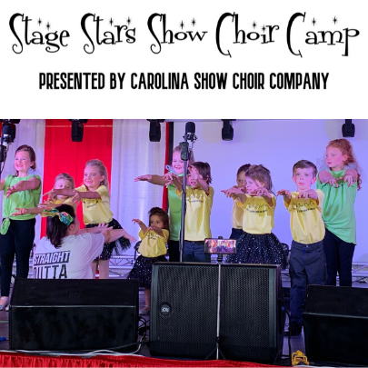 Carolina Show Choir Company SCG
