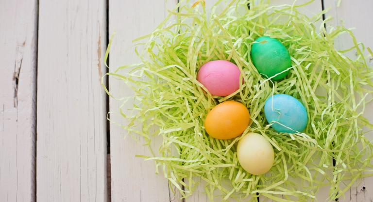 Columbia Mom Neighborhood Easter Egg Hunt {Social Distancing Style!}