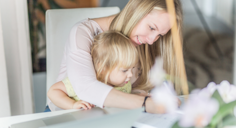 Lessons Learned :: Transitioning to Work at Home Mom During COVID-19