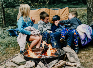 10 Reasons to Plan a Family Camping Trip - Columbia Mom